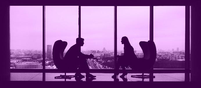 Redundancy meeting purple